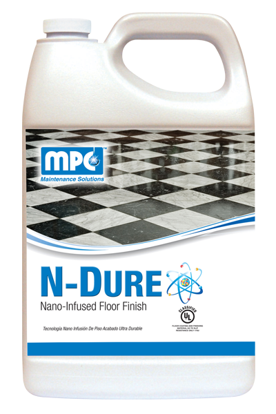 N Dure Nano Infused Floor Finish Ndr Misco Products