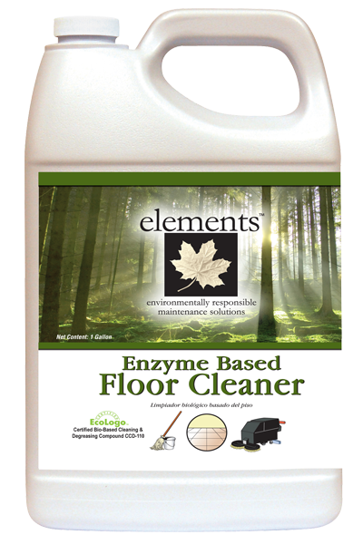 Enzyme Based Floor Cleaner E19 Misco Products Corporation