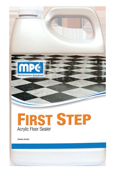 First Step - Acrylic Floor Sealer (2/2.5 gal)