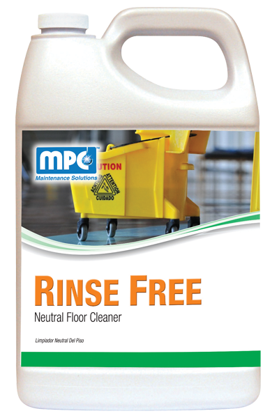 Rinse Free Rin Misco Products Corporation