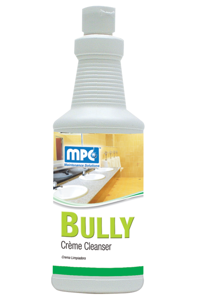 Bully, Creme Cleaner (12/1 quarts)